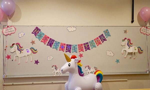 Unicorn Party (NEW theme!)