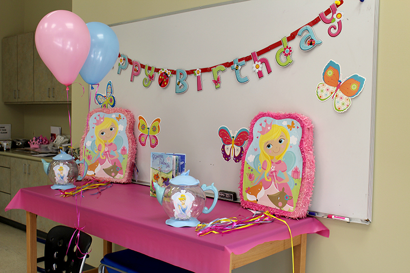 Butterfly Princess Tea Party
